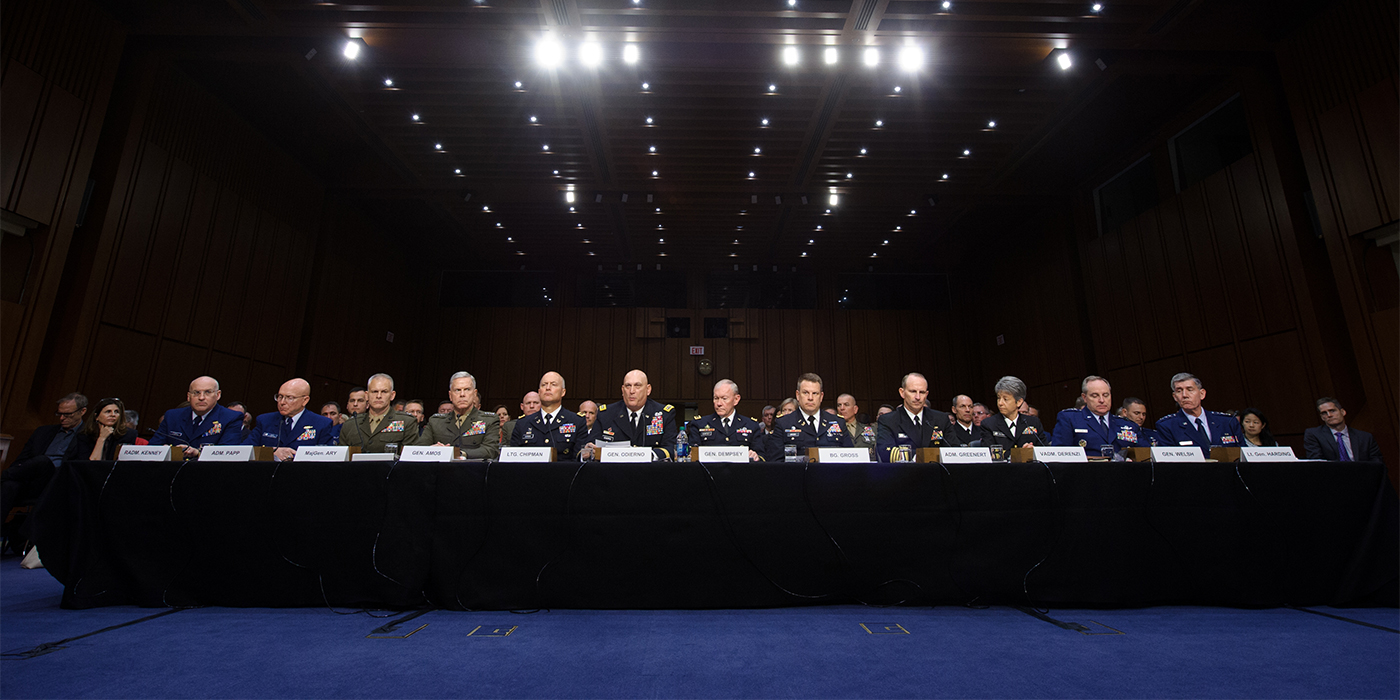 Congress Appoints Defense Strategy Commission